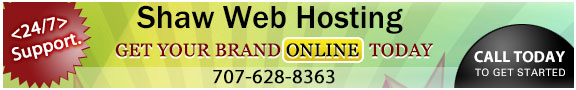 Shaw Web Hosting Services