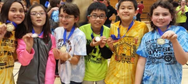 Cooper Elementary Team A 2015