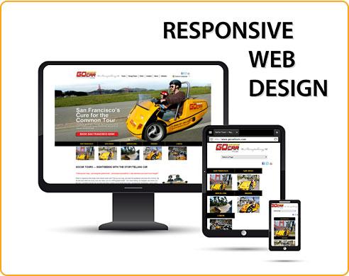 custom responsive web design shaw web designs